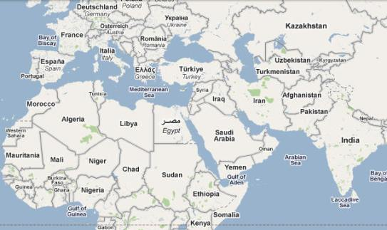 Blank map of europe and asia and africa africa asia and europe